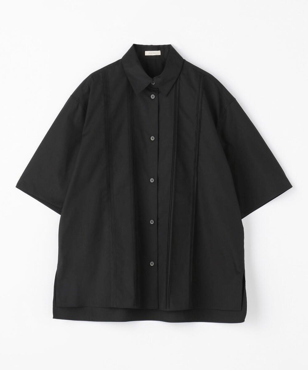 スビンコットンブロードクロス オーバーサイズドシャツ