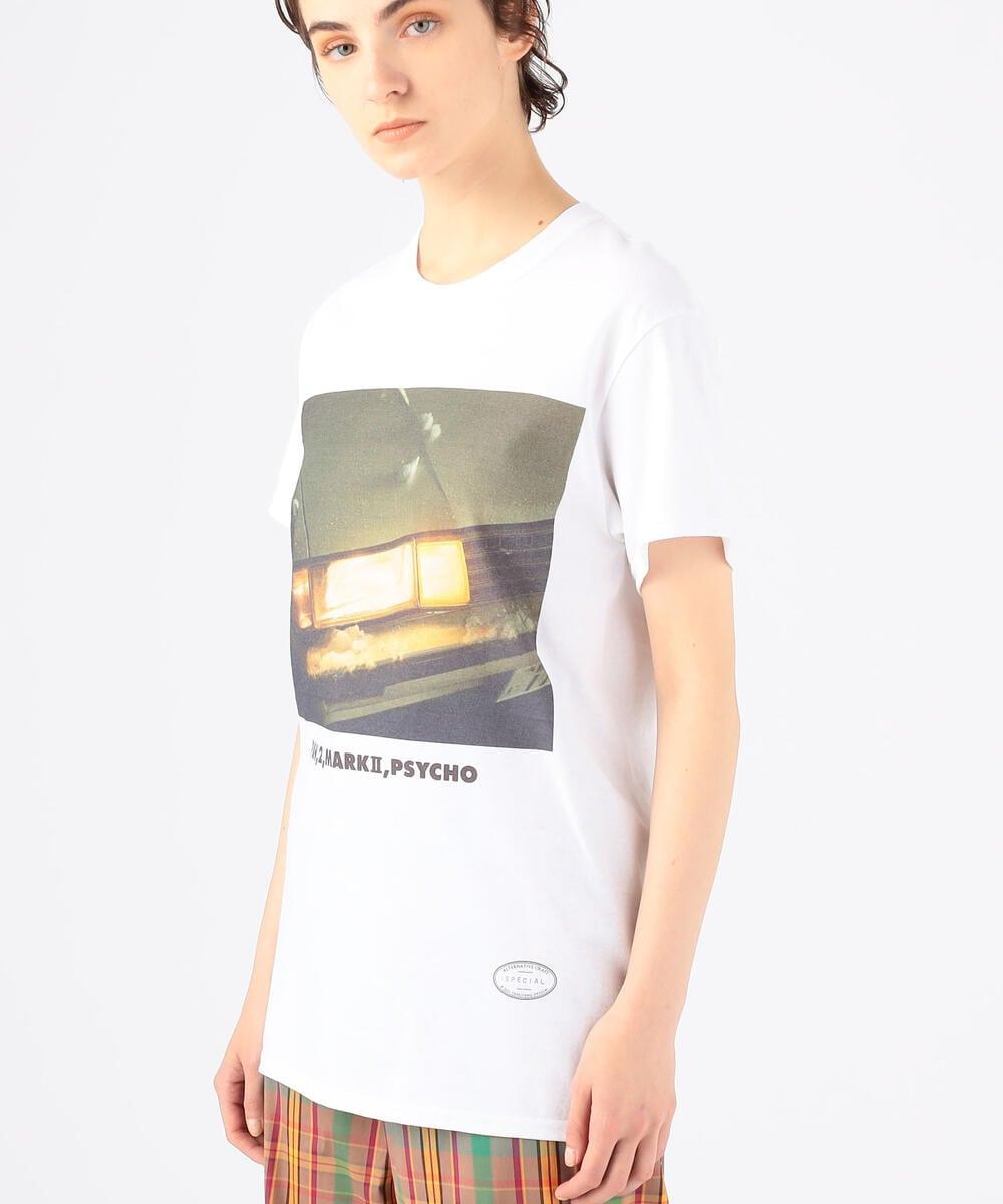 TANGTANG PAN 2 MARKII PSYC プリントTシャツ