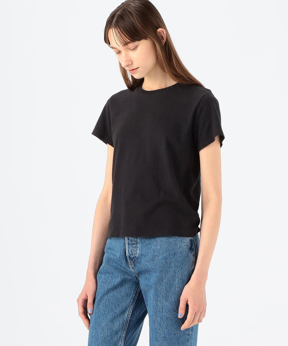 Re/Done Classic Tee コットン クラシックカットソー