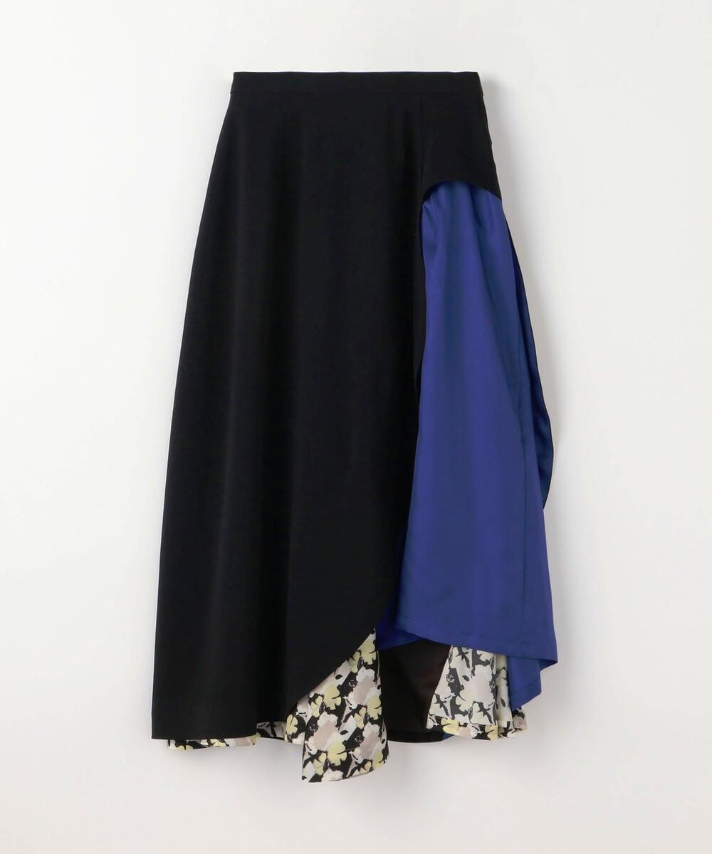 TOGA アセテート ツイルスカート