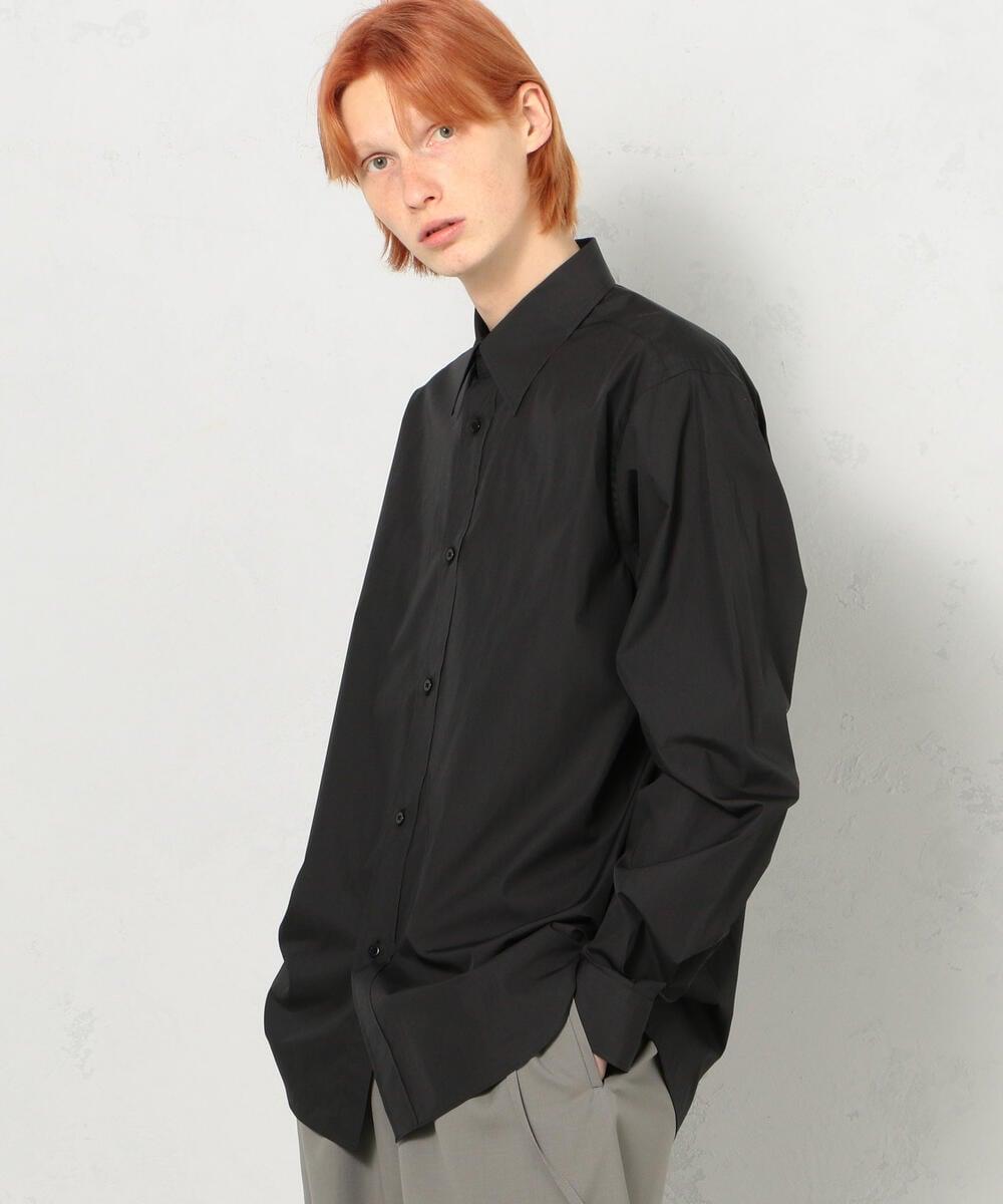 200/2 POPLIN コットン レギュラーカラーシャツ