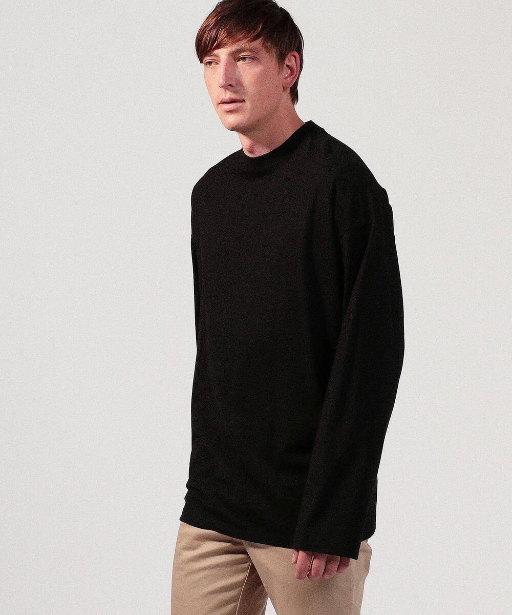PIMA COTTON ロングスリーブTシャツ