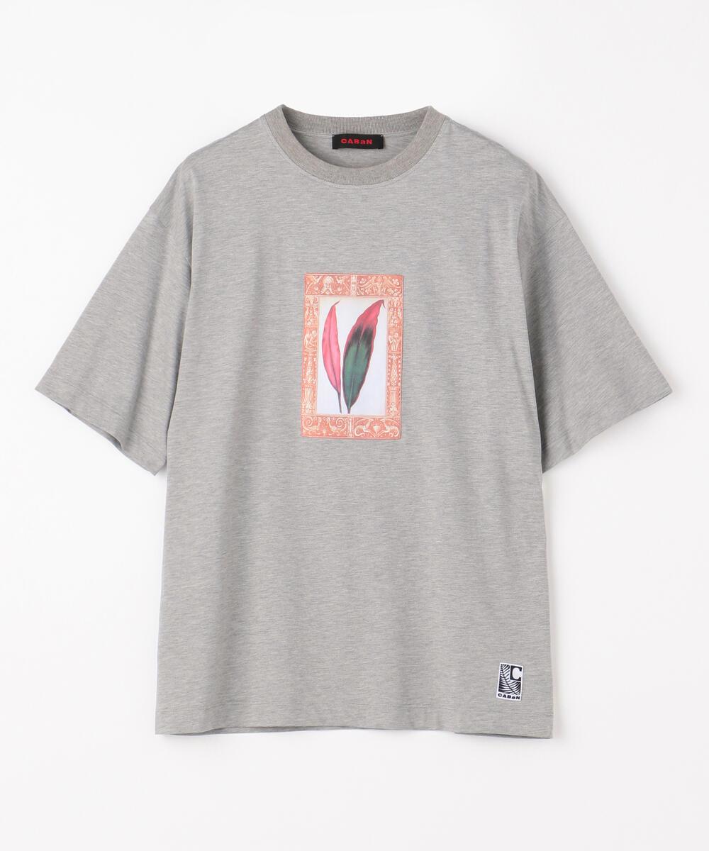 CABaN NEW CSTARICA アートTシャツ