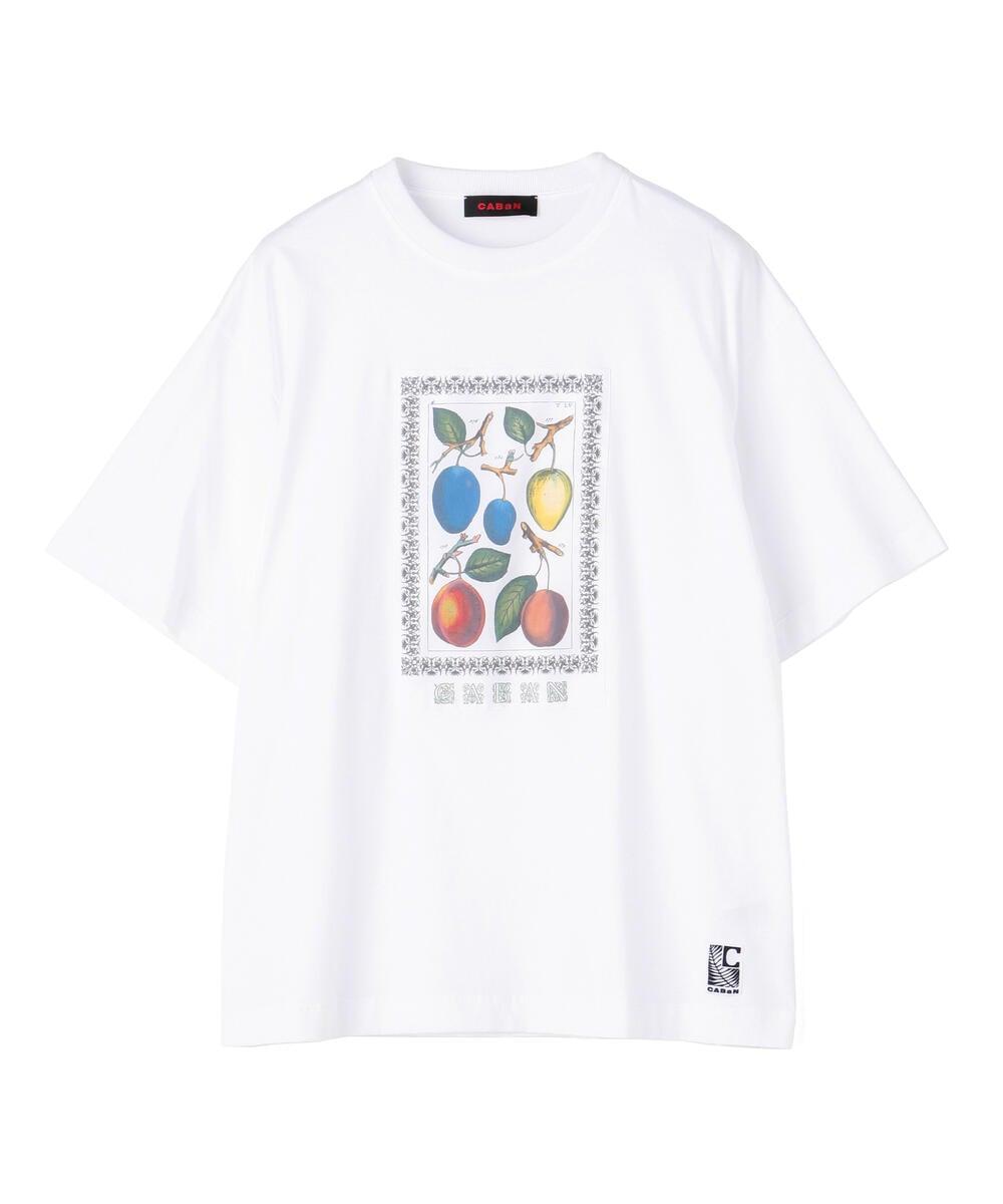 CABaN NEW COSTARICA アートTシャツ