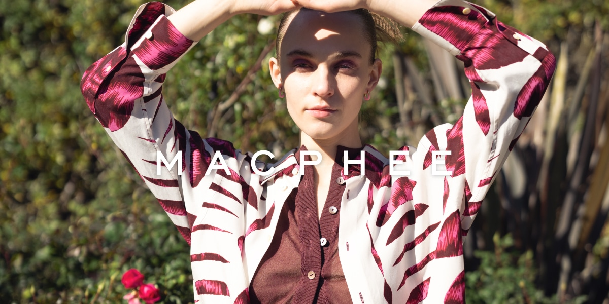 MACPHEE   マカフィー