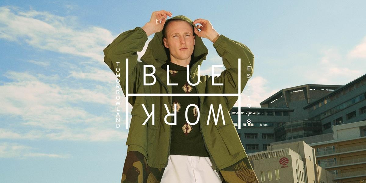 BLUE WORK | ブルー ワーク