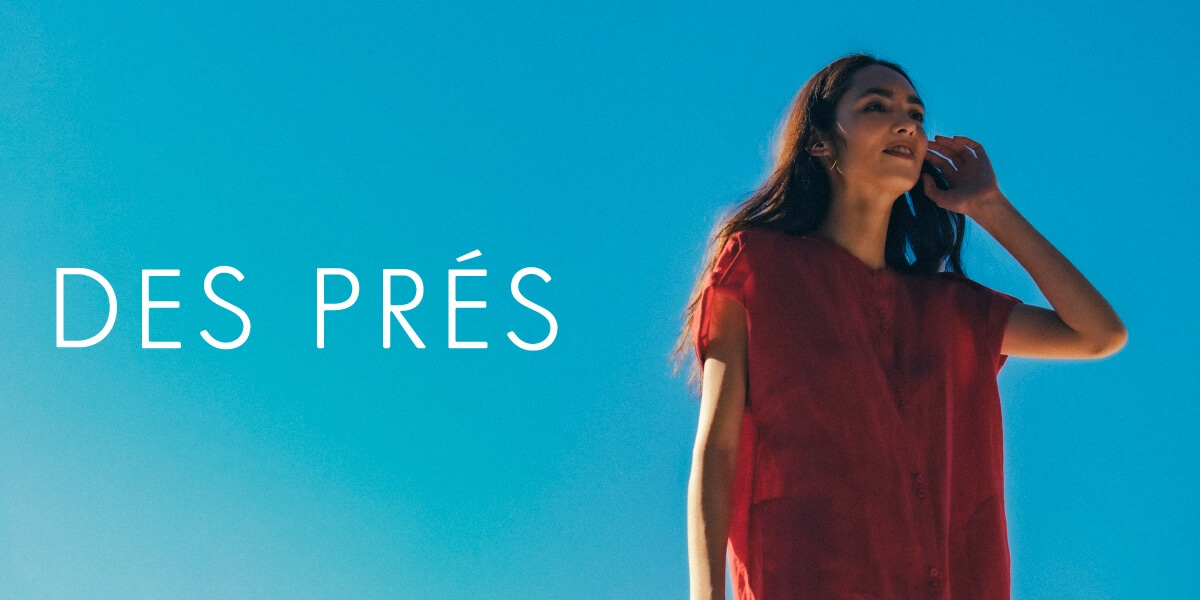 DES PRES | デ・プレ