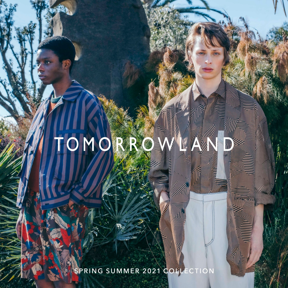 SPRING SUMMER 2021 TOMORROWLAND COLLECTION