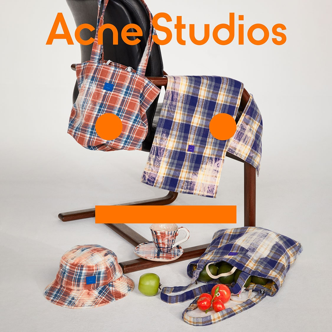 Acne Studios FACE 2021 Fall Collection