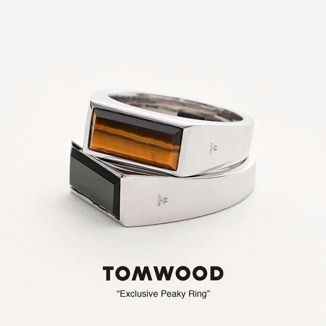 TOM WOOD<br>2021 FW EXCLUSIVE