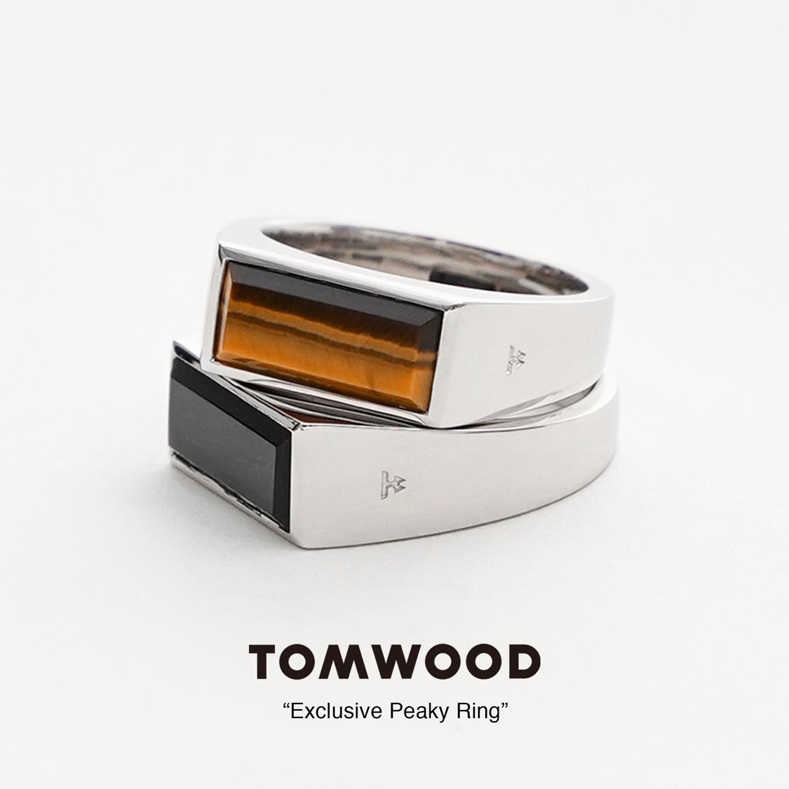 TOM WOOD 2021 FW EXCLUSIVE