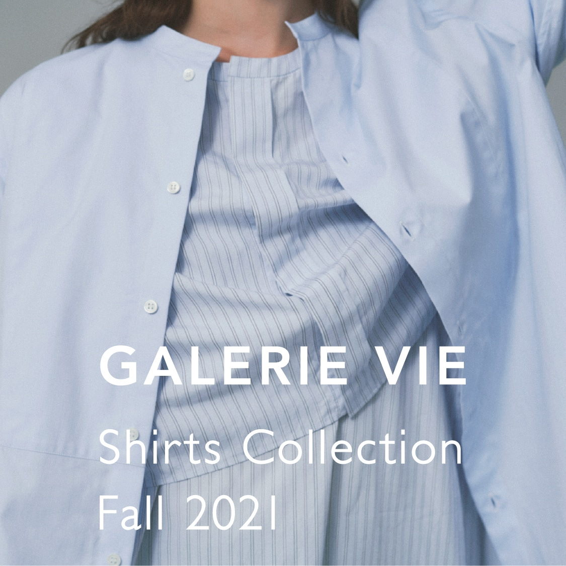 GALERIE VIE Shirts Collection Fall 2021
