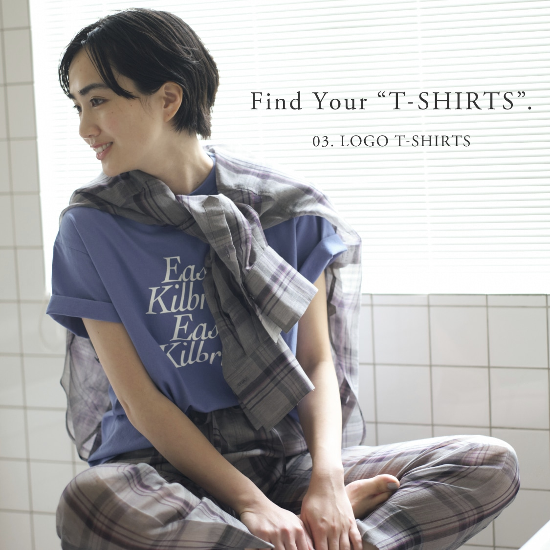 """Find Your """"T-SHIRTS"""". 03 LOGO"""