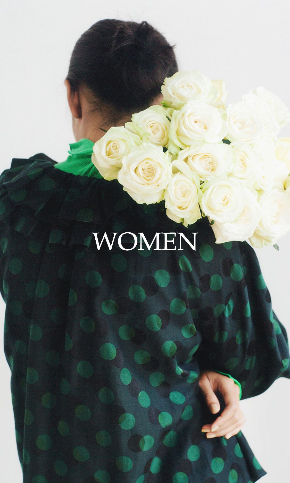 WOMEN TOP 8/27〜